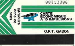 @+ Gabon - 3 250F Autelca - Texte Verso : La Philatelie - Ref : GAB - 09 - Gabon