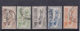 Roumanie YV 137; 139; 141; 142; 144 O 1903 - Usati