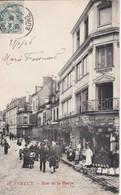 EVREUX - Rue De La Harpe - Nouvelles Galeries - Animé - TBE - Evreux