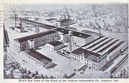 U.S.  AUBURN  AUTO  PLANT,  AUBURN  IND.   1929 - United States