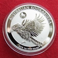 Australia 1 $ 2018 Kookaburra Dog Privy - Australia