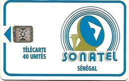 @+ Sénégal - 40U - SC4 - N°43651 GE - REF : SEN-03D-03A - Senegal