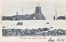 SCOTLAND,  OBSERVATORY, BEN  NEVIS  1903 - Ireland