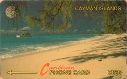 Cayman Island - CAY-6A, GPT, 6CCIA, Beach, 30$, 10,000ex, 1993, Used - Cayman Islands