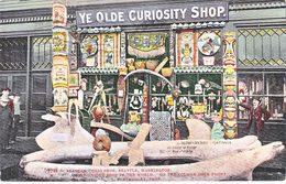 U.S.  YE  OLDE  CURIOSITY  SHOP,  SEATTLE, WASH.   1911 - Seattle