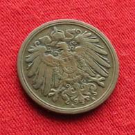 Germany 1 Pfennig 1906 A KM# 10 Lt 594  Alemania Allemagne Alemanha - Germany