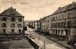 "Perl, Bergstrasse Mit Hotel ""Greiveldinger"", Um 1910 - Perl"