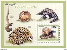 TOGO 2010 - WWF Pangolin - YT BF376; CV=11.5 € - Ongebruikt