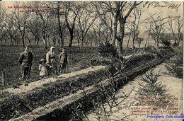 54 - Mattexey - Une Grande Tombe Ou Reposent Des Soldats Du 10e Et Du 95e De Ligne Morts Pour La Patrie - 1915 - Andere Gemeenten