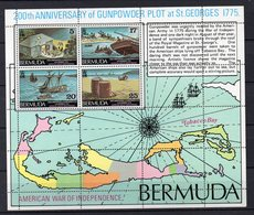 BERMUDES  Timbres Neufs ** De 1975  ( Ref 5804 A ) - Bermudes