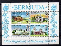 BERMUDES  Timbres Neufs ** De 1970  ( Ref 5804B  ) - Bermudes
