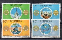 BERMUDES  Timbres Neufs ** De 1974  ( Ref 2485  ) - Bermudes
