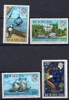 BERMUDES  Timbres Neufs ** De 1975  ( Ref 2487  ) - Bermudes