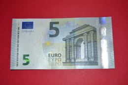 5 EURO Y003B6 GREECE Y003 B6 - DRAGHI - YA3239178326 - NEUF FDS UNC - EURO