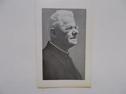 Bidprintje: Aandenken Aan Jozef Kardinaal CARDIJN, Stichter Van De K.A.J. 1882 - 1967 - Faire-part