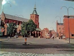 Denmark Odense Domkirken Og Raadhuset TRAM STAMP TIMBRE SELO 35 GEORG CATENSEN  GX5721 - Danimarca