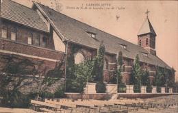 Laeken Jette Grotte De N.D. De Lourdes : Vue De L'eglise - Jette