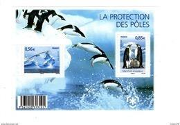 Bloc Feuillet N 4350, Protection Des Poles, Neuf - Neufs