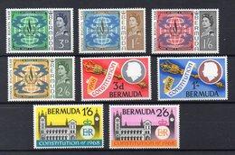 BERMUDES  Timbres Neufs ** De 1968   ( Ref 2488 D  )  2 Séries - Bermudes