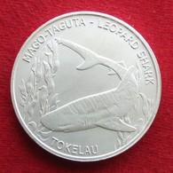 Tokelau 5 $ 2018 Leopard Shark - Coins