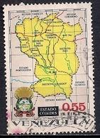Venezuela 1971- Airmail - States Of Venezuela - Maps And Arms Of The Various States - Venezuela