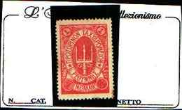 73523 )-CRETA UFFICIO RUSSO DI RETHYMNO-CON LE STELLE - N. 37-ROSA - Crète