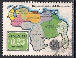 Venezuela 1973 - Regional Development - Venezuela