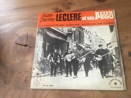 168/ JEAN PIERRE LECLERE EST SES ALTER EGO LA CHANSON DU PECHEUR - Vinyl Records