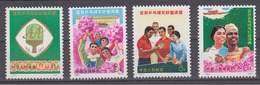PR CHINA 1971 - Afro-Asian Friendship Table Tennis Tournament MNH** VF - 1949 - ... People's Republic
