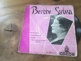 168/ BERTHE SYLVA LES ROSES BLANCHES - Vinyl Records