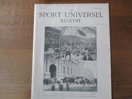 LE SPORT UNIVERSEL ILLUSTRE N°282 14 DECEMBRE 1901 LES PONEYS DES BARTHES,LA MISSION DU BOURG EN ABYSSINIE,HAUTE ECOLE E - Books, Magazines, Comics