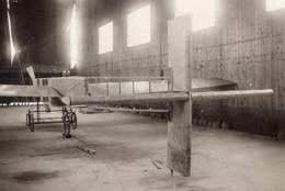 Aviation Queue De L'Aeroplane Kapferer Paulhan Ancienne Photo Branger 1908 - Aviation