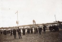 Aviation Meeting De Vincennes? Hangars Et Spectateurs Ancienne Photo Branger 1910 - Aviation