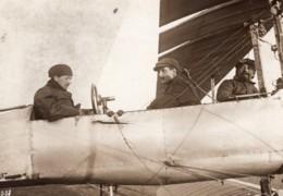 France Aviation Militaire Biplan Breguet Ancienne Photo Rol 1911 - Aviation