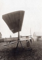 France Douai Aviation Avion Breguet Type II ? Ancienne Photo Meurisse 1911 - Aviación