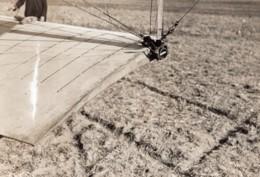 Aviation Biplan Breguet Charniere Reunion Ailes Et Fuselage Ancienne Photo Branger 1911 - Aviation