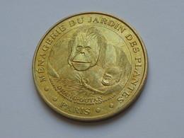 Monnaie De Paris - Ménagerie Du Jardin Des Plantes -Paris   **** EN ACHAT IMMEDIAT *** - Monnaie De Paris