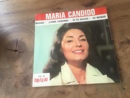 168/ MARIA CANDIDO MAGALI, J AIME LISBONNE - Vinyl Records