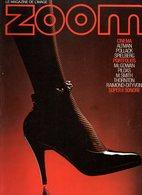 ZOOM N°35 Cinéma Spielberg, Pollack, Altman - La Photographie Scientifique - Une Autre Idée Du Super 8 - Maurice Smith - Books, Magazines, Comics