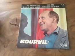 168/ BOURVIL LES SOURIRES DE PARIS - Vinyl Records