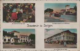 ASIE INDOCHINE COCHINCHINE VIET-NAM VIETNAM TONKIN SAIGON SOUVENIR - Viêt-Nam