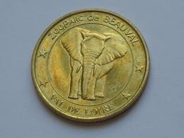 Médailles Du Patrimoine - Zooparc De Beauval - Val De Loire 2011 **** EN ACHAT IMMEDIAT **** - Tourist