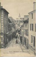 LES TROIS MOUTIERS Perspective De La Grande Rue - Les Trois Moutiers