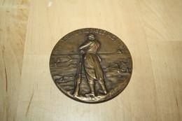 Medaille A Determiner - Belgien