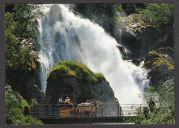 71342/ NORWAY, Briksdalen - Noorwegen
