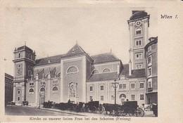 AK Wien - Kirche Zu Unserer Lieben Frau Bei Den Schotten - Freiung - Ca. 1900  (37682) - Wien Mitte