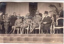 Torino_Reali Sul Palco In Una Rassegna Militare-il 6/6/1926-Integra E Originale Al 100%an1 - Familles Royales