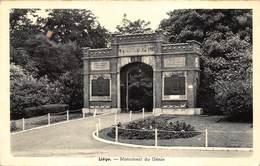 Luik Liége Liege  Monument Du Génie      X 4699 - Luik