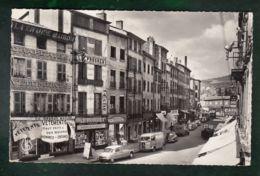 CP (69) Tarare  - Rue De La Pêcherie  -  Citroën DS, HY (Tub) - Tarare