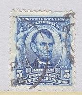 U.S. 304  (o)  LINCOLN - Unused Stamps